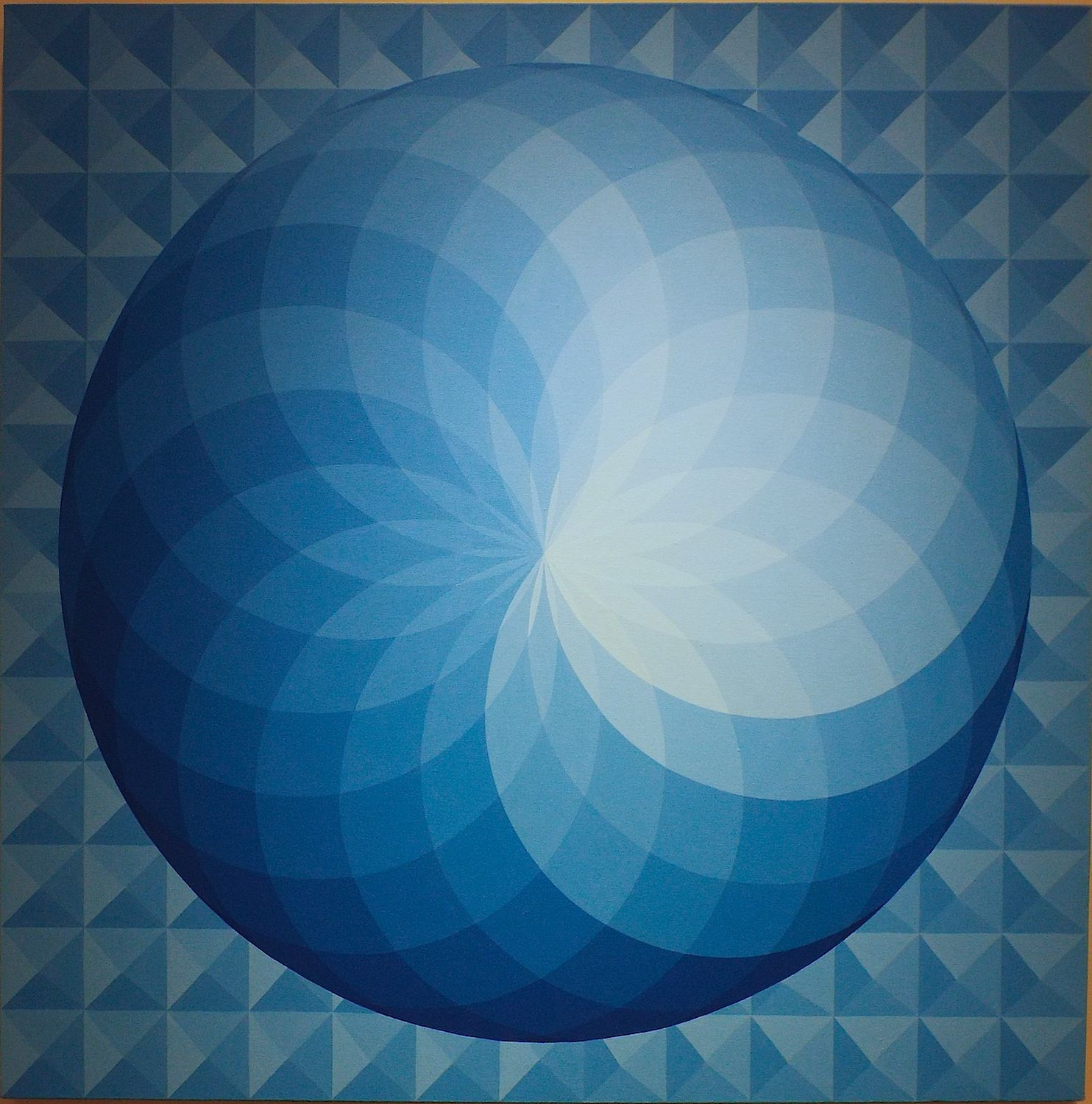 Optical Art Movement: A Visual Guide to Optical Art aka Op Art