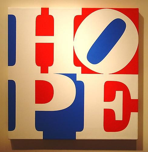 Fine Art PRints: Robert Indiana