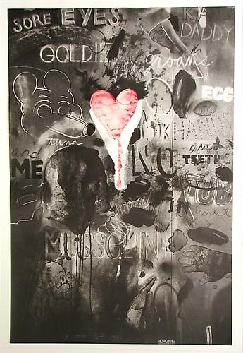 Jim_Dine_Picabia_II_Forgot_2010