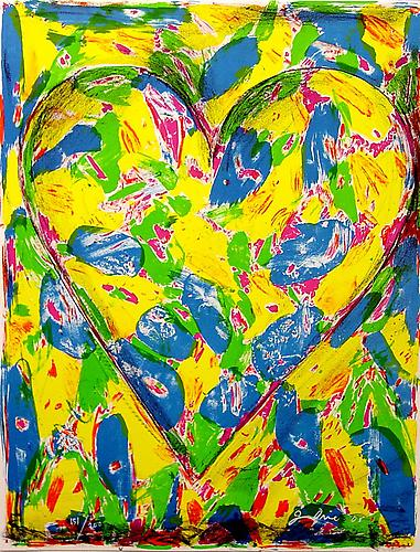 Jim_Dine_The_Blue_Heart_2480