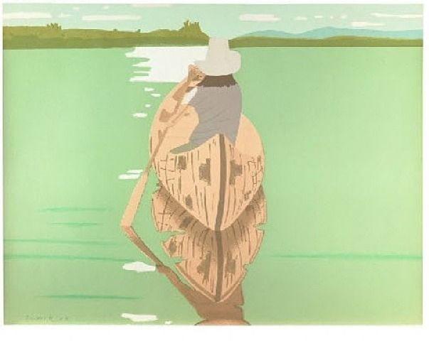 Alex Katz, Good Afternoon