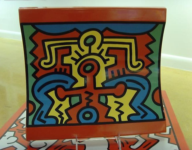 Keith Haring Spirit Of Art No.2