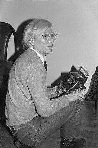 Andy Warhol by Bobby Grossman
