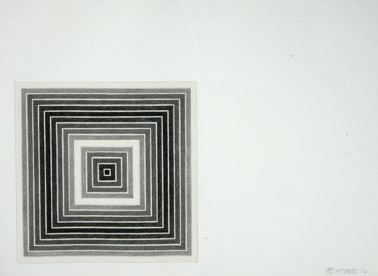 Available at VFA: Frank Stella Sharpesville