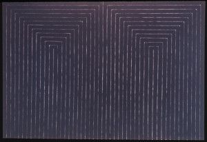 Frank Stella The Marriage of Reason and Squalor, II,