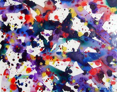 Sam Francis, Untitled, 1975