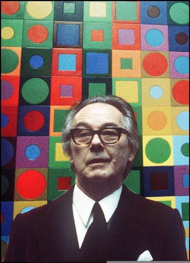 Victor Vasarely Paintings