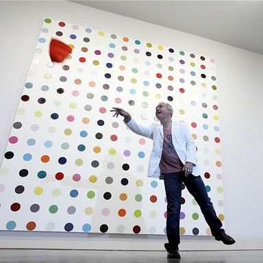 Damien Hirst Sculpture