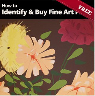 Free Ebook: How to Identify and Buy Fine Art Prints