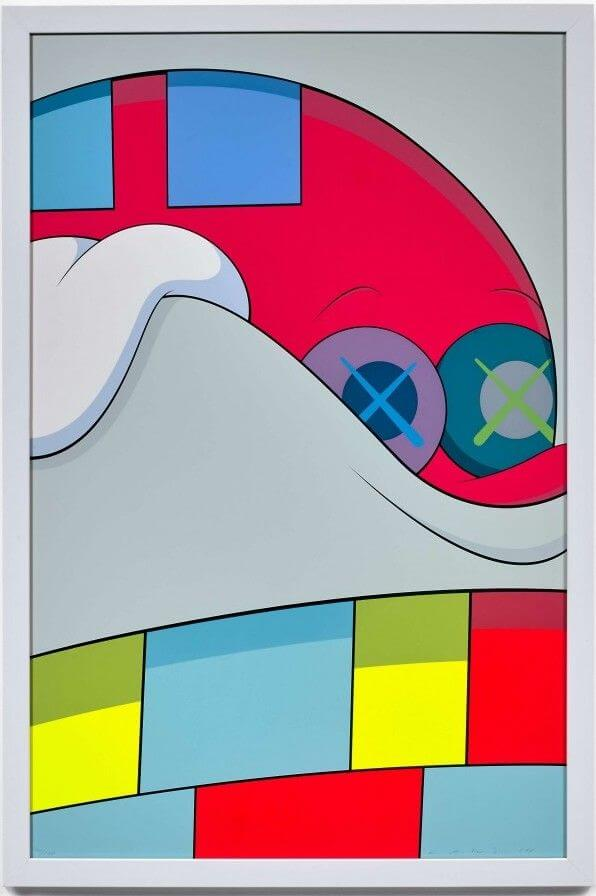 KAWS Artwork for Sale