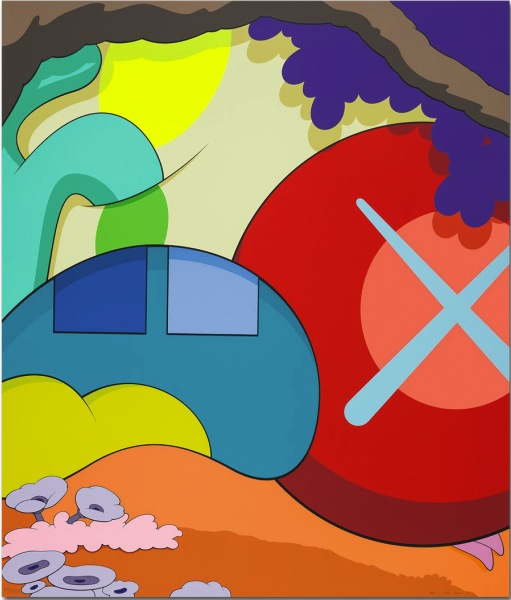 Kaws You Should Know I Know, 2015