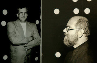 Donald Sultan & Chuck Close