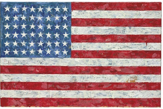 Jasper Johns prints for sale - Flag