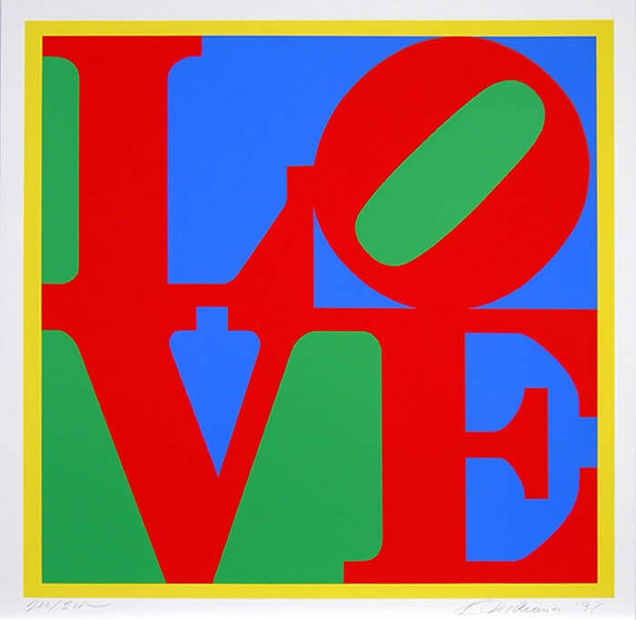 Robert Indiana Prints