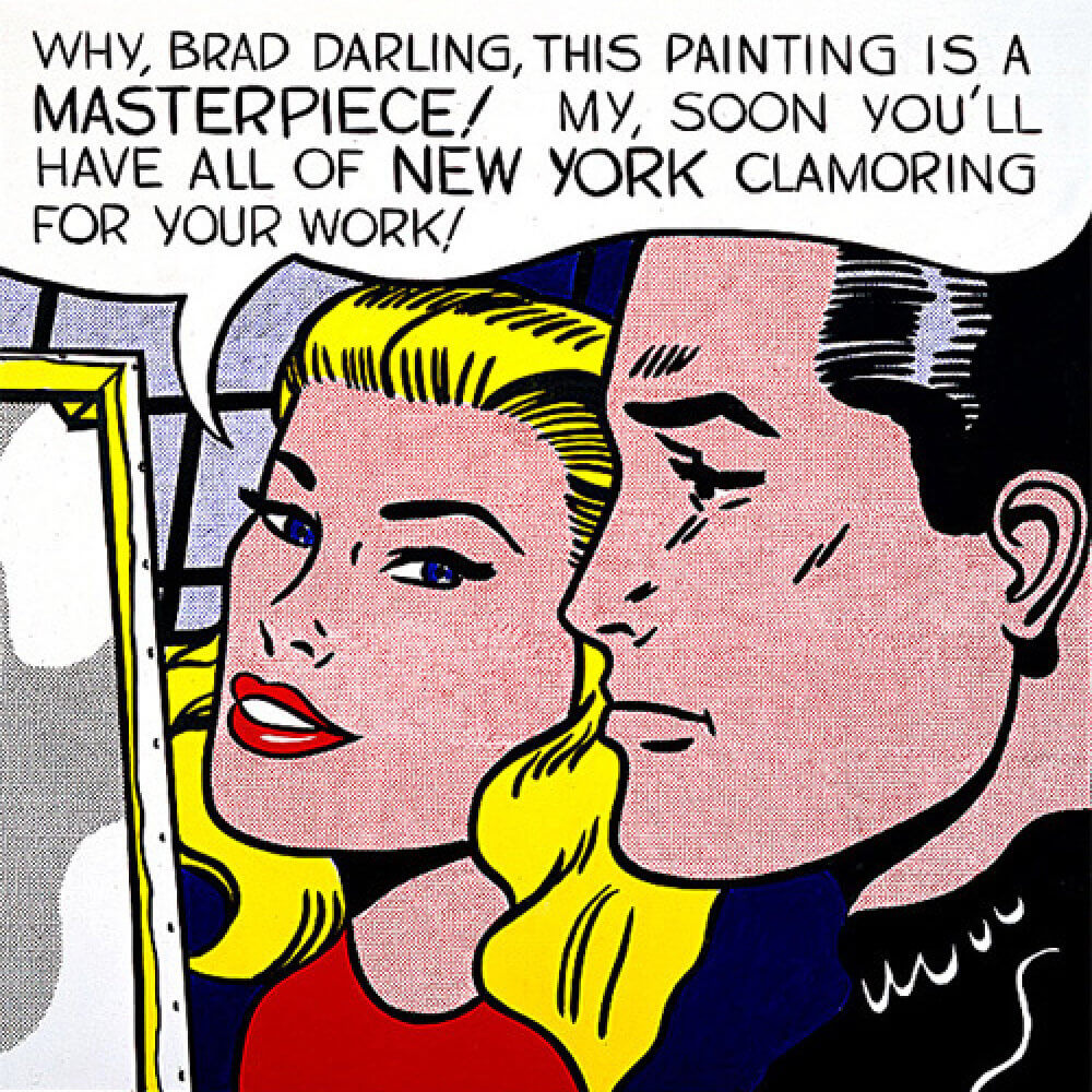 Roy Lichtenstein Artwork for Sale