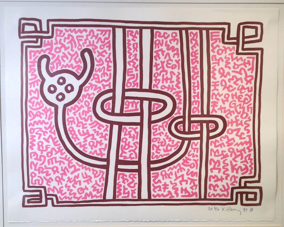 Keith Haring Prints for Sale
