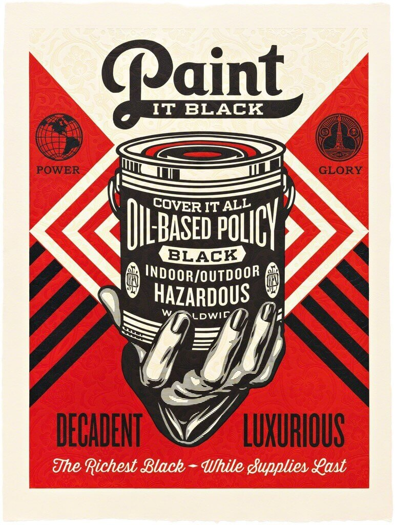 Shepard Fairey Prints for Sale