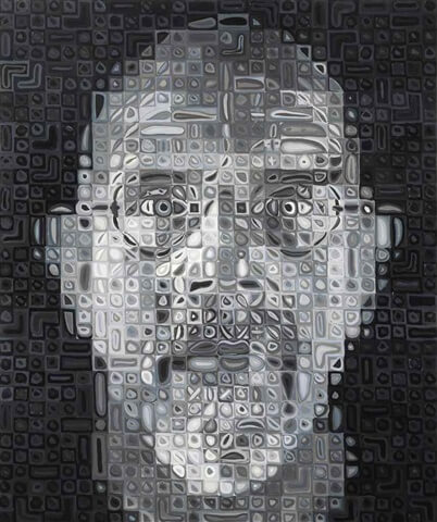 Chuck Close Artwork for Sale