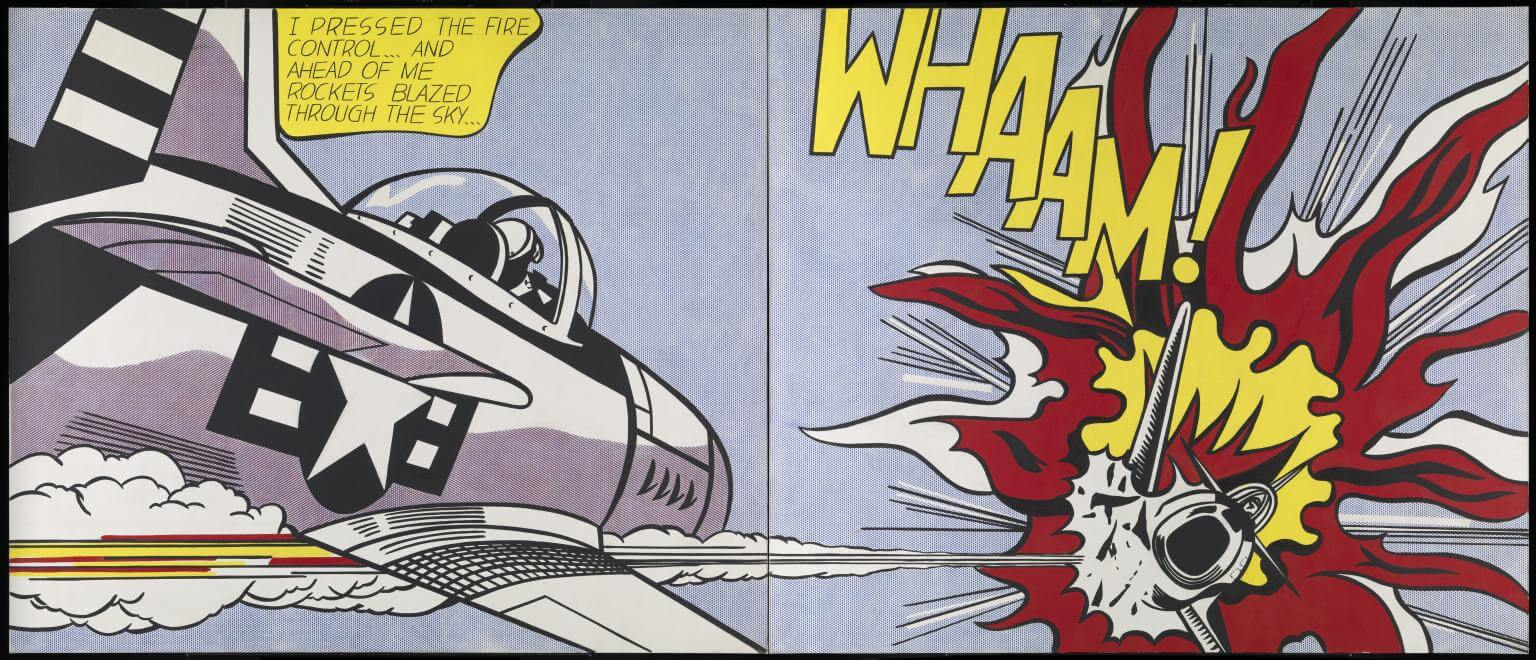 Roy Lichtenstein Artwork