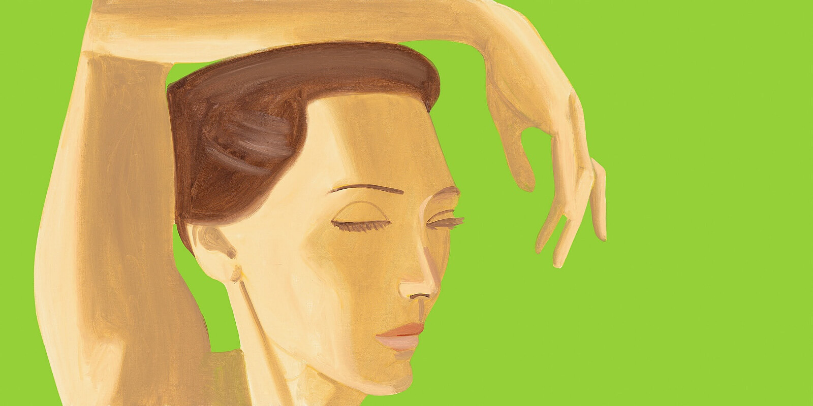 Alex Katz After Degas